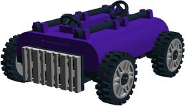 The Purple Backwards Tank 1