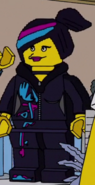 Wyldstyle Simpsons