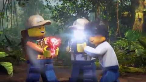 Εξερεύνηση της LEGO City Ζούγκλας - Μέρος 3ο