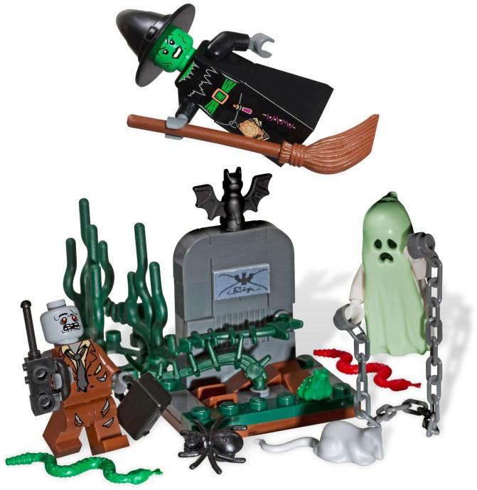 Halloween Zubehör-Set 850487 | Lego Wiki | FANDOM powered ...