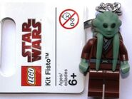 852945-Kit Fisto Key Chain