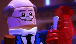 Alfred LEGO Batman Movie Dimensions