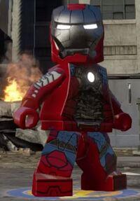 Iron Man Mk5