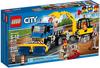 LEGO City Sweeper & Excavator