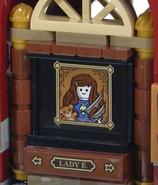 Lady E portrait