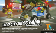 Lego city video game