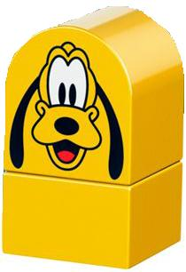 Pluto brick