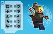 Thor microsite