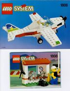 1808 Light Aircraft and Ground Support