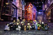 71022 Warner Bros. Studio Tour London Harry Potter 3