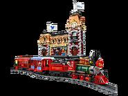 71044 Le train et la gare Disney