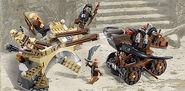 79017 La bataille des Cinq Armées 4