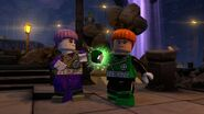 LEGO Batman 3 Greenzarro et Guy Gardner