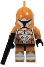 Soldado Clon Naranja