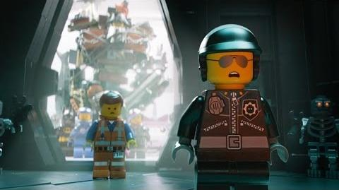 The LEGO Movie - Now Playing Spot 6 HD