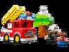 10901 Le camion de pompiers
