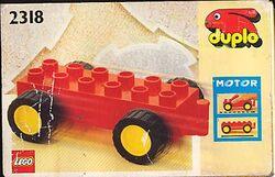 2318-Pullback Motor