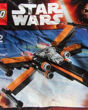 30278 Poe S X Wing Fighter Brickipedia Fandom