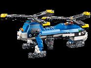 31049 L'hélicoptère à double rotor 3