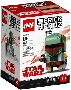 41629 Boba Fett Box