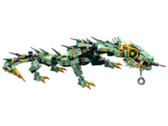 70612 Le dragon d'acier de Lloyd 3
