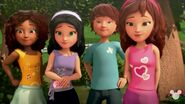 Emma, Olivia, Jacob, and Andrea