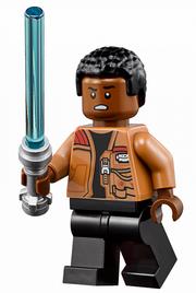 Lego finn con sable