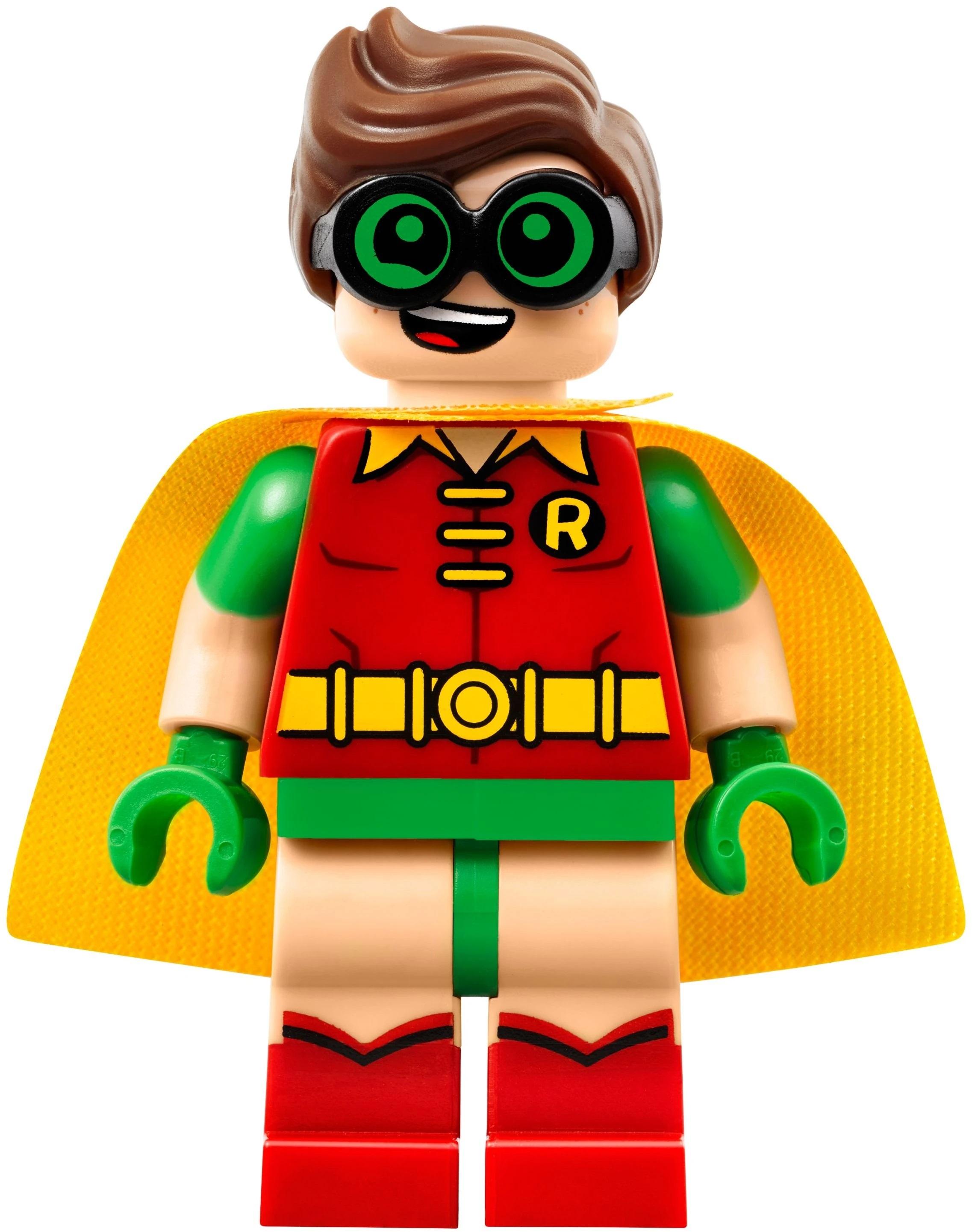 LEGO Robin minifigure 7783 minifig Batman