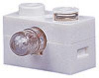 0005-1 x 2 Lamp Brick 9V
