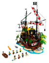 21322 Les pirates de la baie de Barracuda
