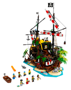 21322 Les pirates de la baie de Barracuda