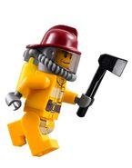 4208 Le camion de pompier tout-terrain 7