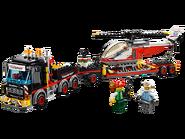 60183 Le transporteur d'hélicoptère