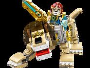 70123 Le lion légendaire