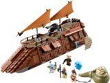 Jabba's Sail Barge 75020
