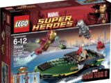 76006 Iron Man: Extremis Sea Port Battle