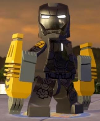 File:Iron Man Mark 25 Video Game Variant.jpg