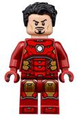 LEGO Iron Man 2020 No Helmet