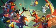 LLHU Castle VS Ninjago