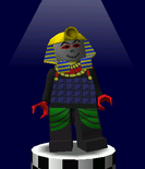 Pharaoh's Mummy