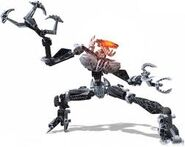 Roodaka in Bionicle Heroes