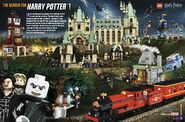 The search for harry potter
