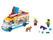 60253 Le camion de la marchande de glaces