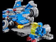 70816 Le vaisseau spatial de Benny 7