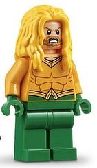 Aquaman Beard