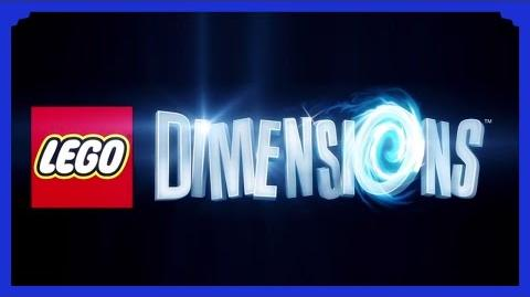 LEGO Dimensions - Bande Annonce Trailer Officiel !