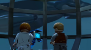 LEGO Jurassic World The Videogame Mosasaurus