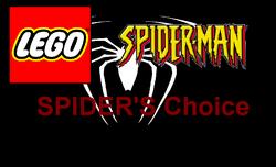 LEGO Spiderman Spider's Choice
