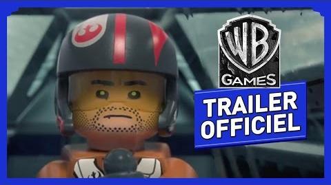 LEGO Star Wars Le Réveil de la Force - Bande Annonce Trailer