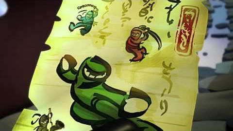 Ninjago - 2012 Trailer